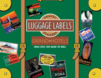 Grand Hotels  Travel Labels