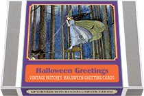 Halloween Greetings (Holiday Packaged and Boxed Greeting Cards)