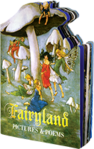 Fairyland (Shaped Children's Books)