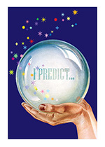 Crystal Ball (Encouragement Art Prints)