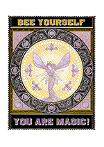 Bee Fairy (Encouragement Greeting Cards)