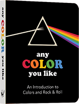 Any Color You Like (Board Books Children's Books)