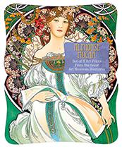 Alphonse Mucha Prints (Portfolio Art Prints)