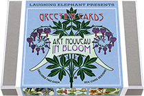 Art Nouveau in Bloom (Everyday Packaged and Boxed Greeting Cards)