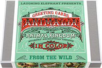 Animalia (Everyday Packaged and Boxed Greeting Cards)