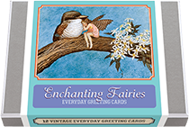 Enchanting Fairies (Everyday Packaged and Boxed Greeting Cards)