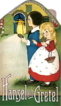 Hansel & Gretel (Shaped Children's Books)