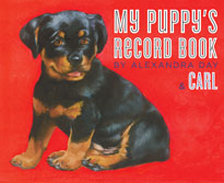 My Puppy's Record Book