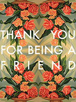 A Friend (Friendship Greeting Cards)