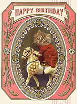 Birthday Kitty (Birthday Greeting Cards)