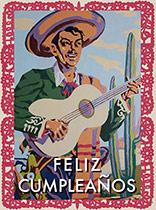 Feliz Cumpleanos (Birthday Greeting Cards)