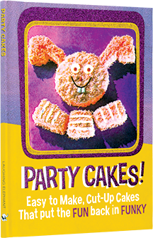 Party Cakes (Gift Books)