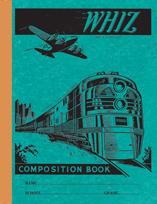 Whiz Vintage Notebook (Journal Notebooks)