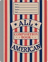 All American Vintage Notebook