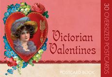 Victorian Valentines Postcard Book (Postcards)