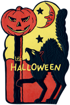 It's Halloween! (Shaped Children's Books)