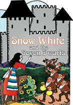 Snow White and the Seven Dwarfs (Shaped Children's Books)