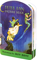 Peter Pan Picture Book (Shaped Children's Books)