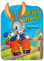 Peter Rabbit (Shaped Children's Books)