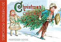 Christmas For Children: Postcard Book (Postcards)