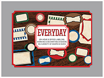 Everyday Labels Sticker Box
