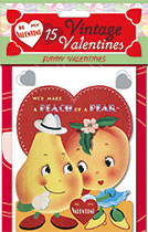 15 Vintage Valentines: Funny Valentines (Packets of Valentine's Day Greeting Cards)